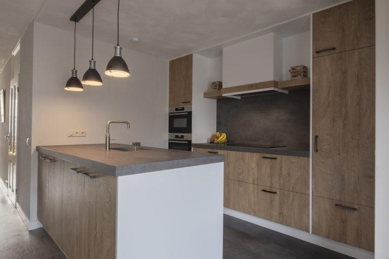 Keuken woning Woudenberg